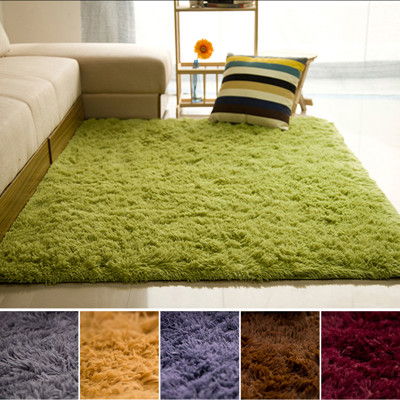 【日系簡約】纖柔長毛地毯(140*200cm) (6.4折)