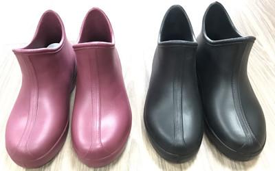 ✿ MIT認證 ✿ 超輕型雨鞋款-短靴(共兩色) (5.9折)