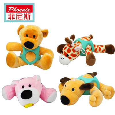 【Phoenix 菲尼斯】寵物耐咬固齒狗玩具 寵物玩具 耐咬 磨牙