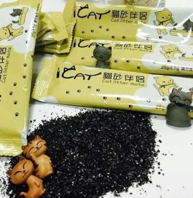i CAT強效貓砂除臭碳 (小盒4包入) (4.6折)