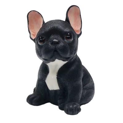【摩達客寵物】超萌擬真黑黑大旺鬥牛犬創意狗狗寵物擺飾(單入) (4.9折)