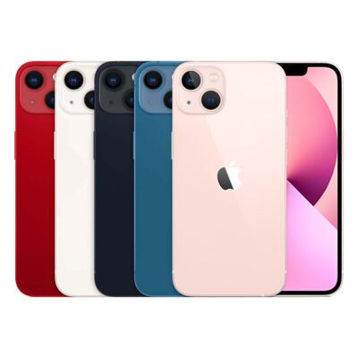 (預購)Apple iPhone 13 256G+保貼+保套 (10折)