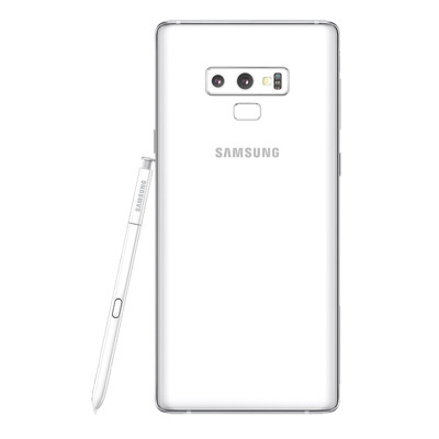 Samsung Galaxy Note 9 (6G/128G) 初雪白(內附保護套) (7.1折)