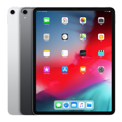 Apple iPad Pro 12.9 (3rd) WiFi 64G平板2018 (9.7折)
