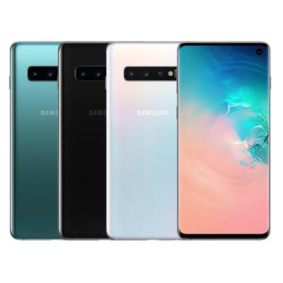 Samsung Galaxy S10 (8G/128G)雙曲面6.1吋防水雙卡機+保貼+內附保護殼 (6.1折)