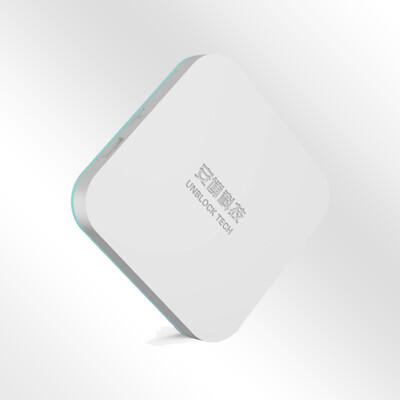 安博盒子UBOX8 純淨版-電視機上盒X10 Pro Max (9.8折)