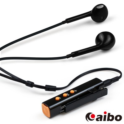 aibo 領導者 S600 領夾式立體聲藍牙耳機麥克風(V4.0) (6.2折)