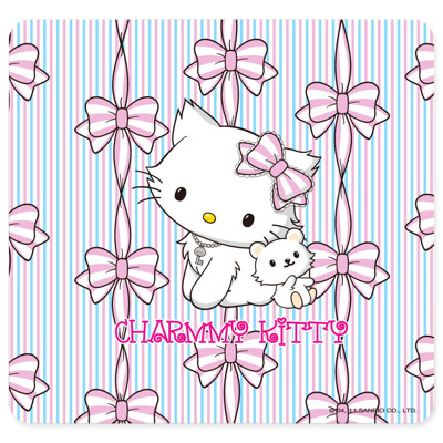 Charmmy Kitty 超薄光學鼠墊-蝴蝶版 (6.2折)