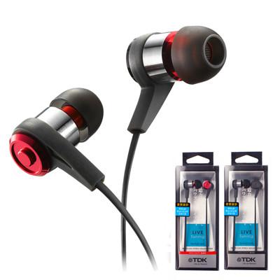 TDK CLEF-P2 立體聲LIVE音場耳機(TH-PLEC300) (4.8折)