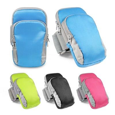 人體工學 機能萬用雙袋運動手機臂套(IP-S-P15L) (4.5折)