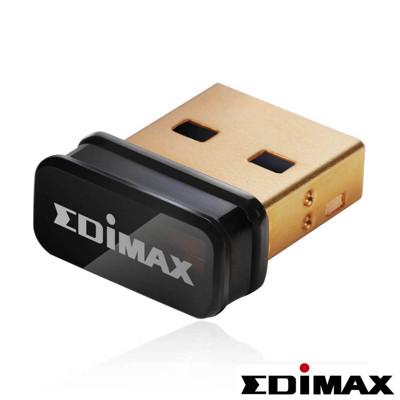 EDIMAX 訊舟 EW-7811Un 高效能隱形USB無線網路卡 (3.9折)