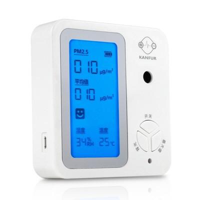 USB 大螢幕PM2.5空氣品質檢測儀 (7.1折)