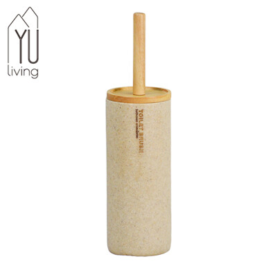 【YU Living】北歐風 清潔衛浴用品馬桶刷(原木色) (6.4折)