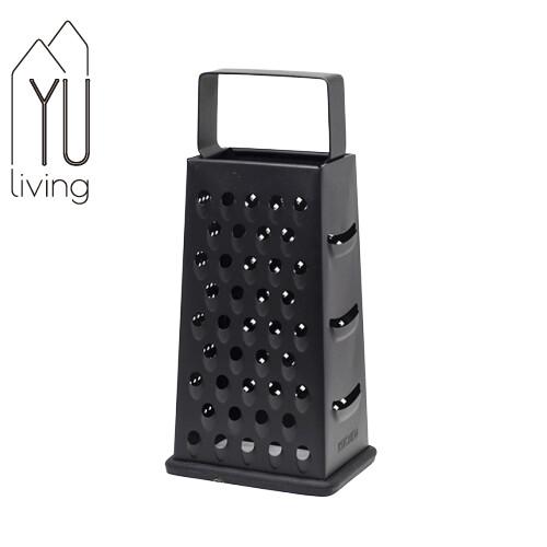[限時特賣] 多用途廚房刨絲器 料理用具(黑色)yu living