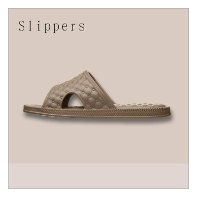 室內外拖鞋 EVA發泡增量橡膠室內拖鞋男生款 (4.7折)