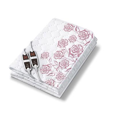 【德國博依beurer】銀離子抗菌床墊型電毯(雙人雙控定時型)TP66XXL (8.1折)