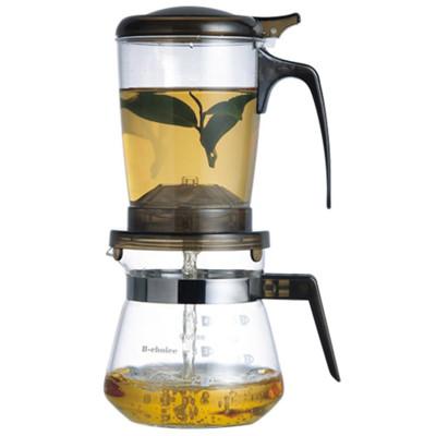 【丞漢】快速沖泡壺(玻璃杯)/咖啡兩用泡茶壺+玻璃小巧壺PC-500-1 (6折)