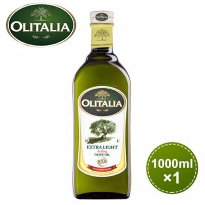 【奧利塔】olitalia精緻橄欖油1000m *1瓶( A240007) (4.6折)