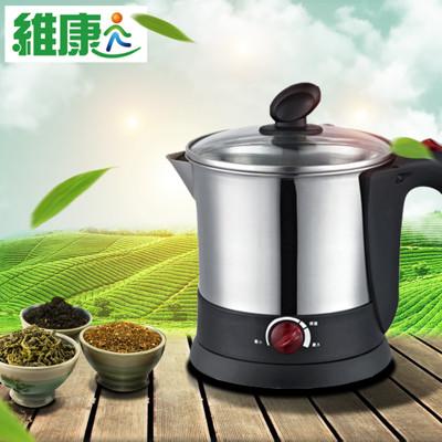 【維康】1.8L不鏽鋼美食料理鍋WK-1890 (3.8折)