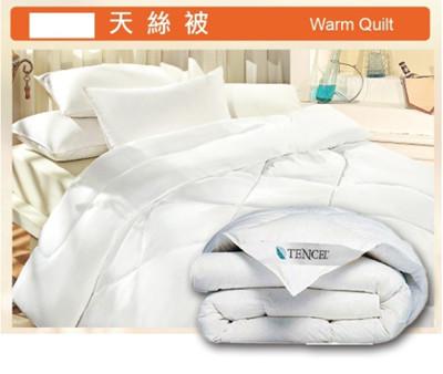 【貴夫人】台灣製貴夫人高級羊毛天絲被VM990 (8折)