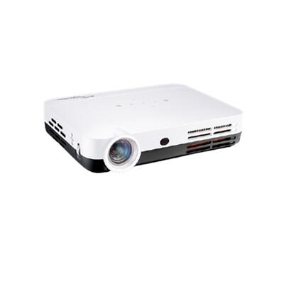 【OPTOMA】短焦可攜隨身投影機 600流明 ML330 (白色進階版) (8.2折)