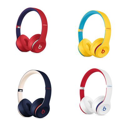 舊換新活動【Beats】Solo3 Wireless 頭戴式耳機 (公司貨) (8.3折)