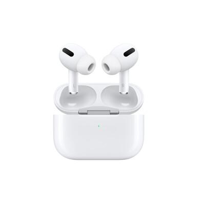 【Apple 蘋果】AirPods Pro 藍牙耳機 降噪耳機(公司貨) (7.7折)