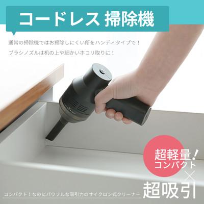 升級版 USB旋風吸塵器 (爆款) (3.7折)