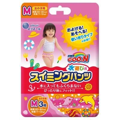 大王游泳尿布 日本製 (4.7折)