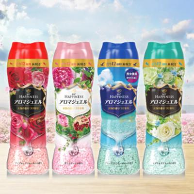 日本 P&G 新款 香香豆 衣物芳香顆粒 520ml (7.8折)
