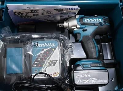 MAKITA牧田 DTW190RF1J 18V 充電式衝擊套筒板手 (7折)