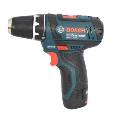 德國 BOSCH 博世 GSR 12-2-LI 充電電鑽 可調扭力 (7.1折)