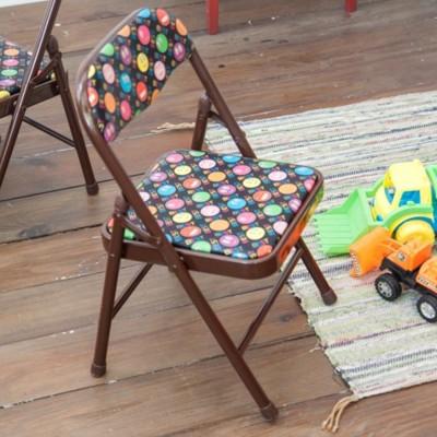 【kihome】兒童收納折疊椅 (4.7折)