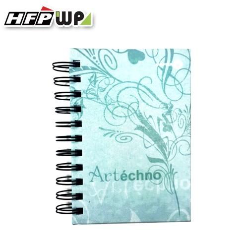 硬面線圈筆記本100張 生活筆記本 手札本 sp0174609