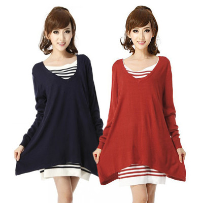 韓版二件式洋裝 (1.7折)