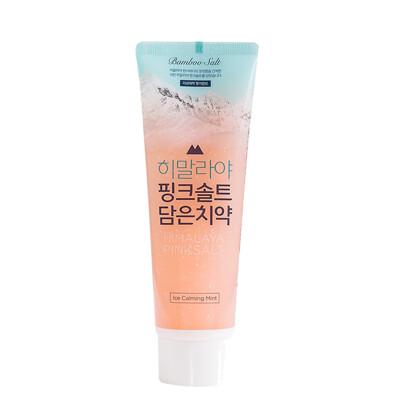 《福潤國際FORUN BEAUTY》韓國LG 喜馬拉雅粉晶鹽牙膏系列100g (4.6折)