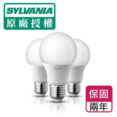 『1497照明』喜萬年 SYLVANIA E27 8W LED燈泡 取代13W燈泡 無藍光 無頻閃 (6折)