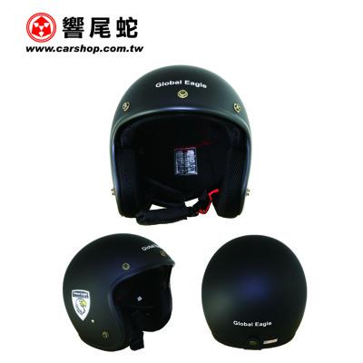 【響尾蛇】Global Eagle 全球鷹安全帽/桃色 (不含行車記錄器) (6.3折)