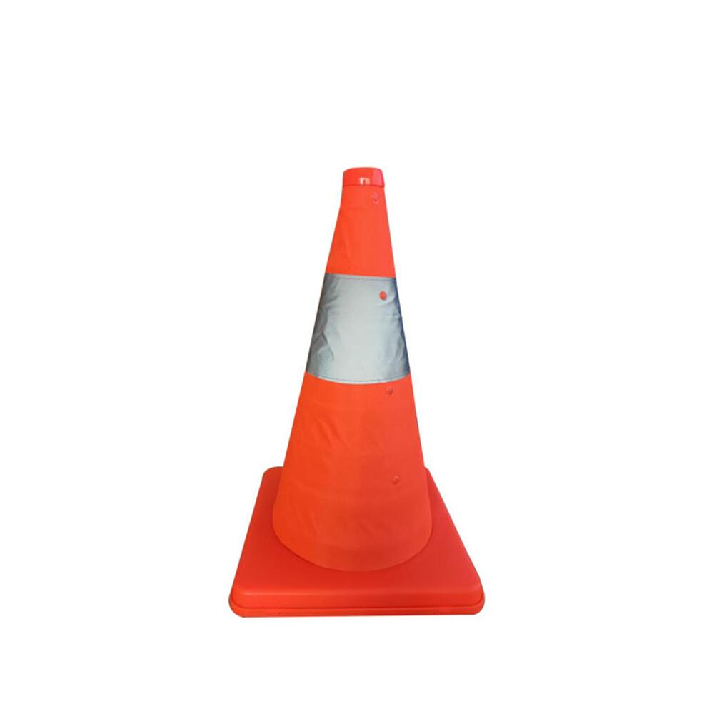 outkeeper可摺疊道路警示反光三角錐(45cm)