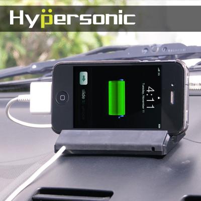 Hypersonic HP3515 止滑式手機架 汽車百貨 集線器 GPS架 通用手機架 導航架 (6.2折)