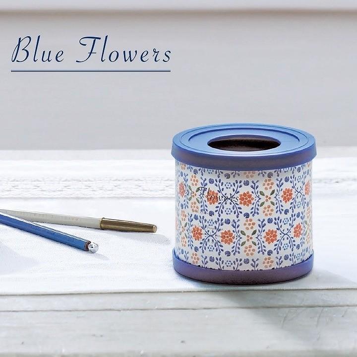 藍色花朵經典香氛-香甜花香