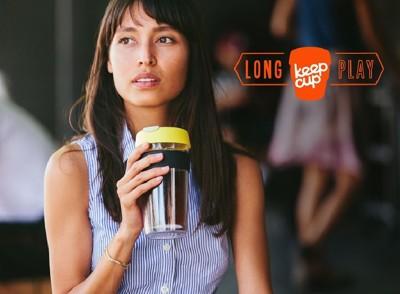 澳洲KeepCup 雙層隔熱杯 L (16oz) 系列 (8.5折)