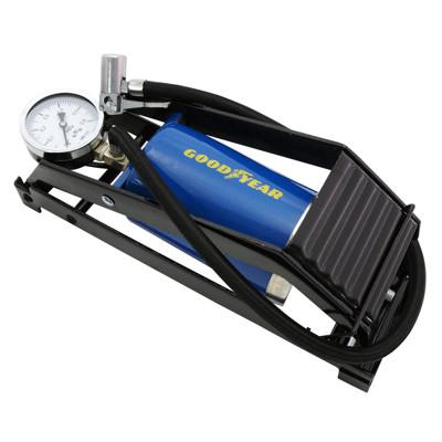 【固特異】80mm大功率單管打氣筒( 免插電充氣) (7.1折)
