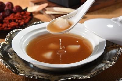 清甜回甘干貝熬雞精 (3.2折)
