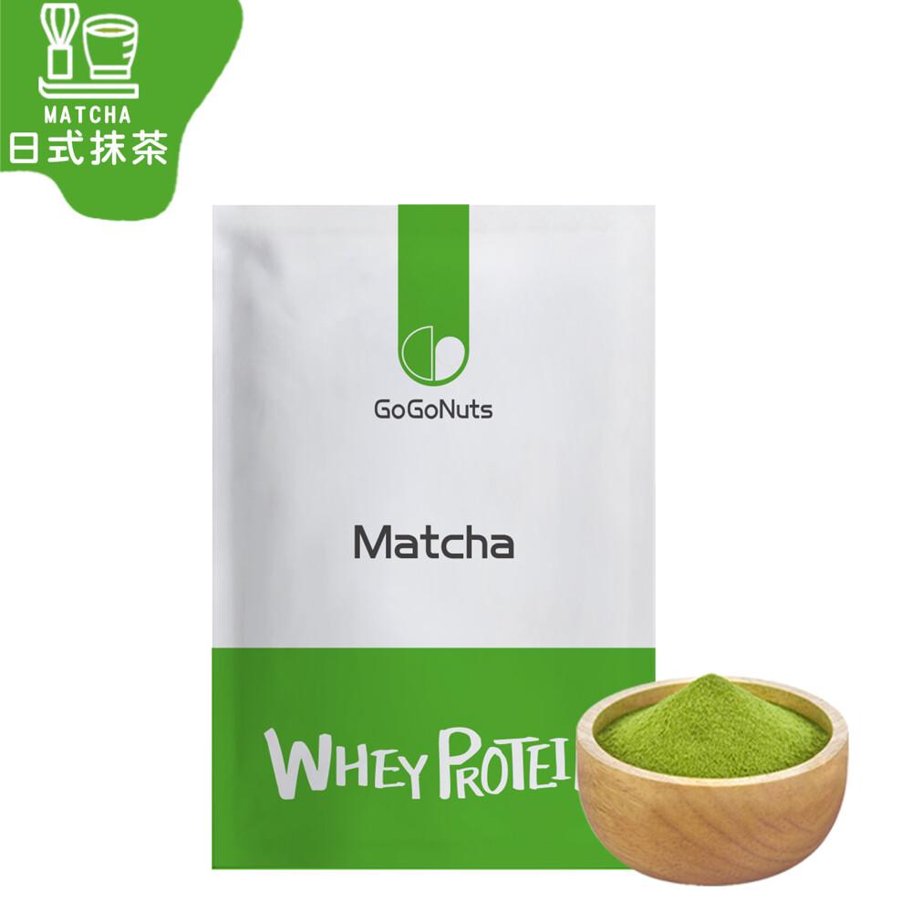 果果堅果乳清蛋白飲-日式抹茶(35g/包) 台灣生產
