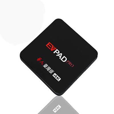 EVPAD PRO 易播 4K 藍芽 智慧電視盒 華人臺灣版 (9.5折)