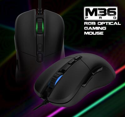 irocks M36 Pro 光磁微動遊戲滑鼠 (6折)