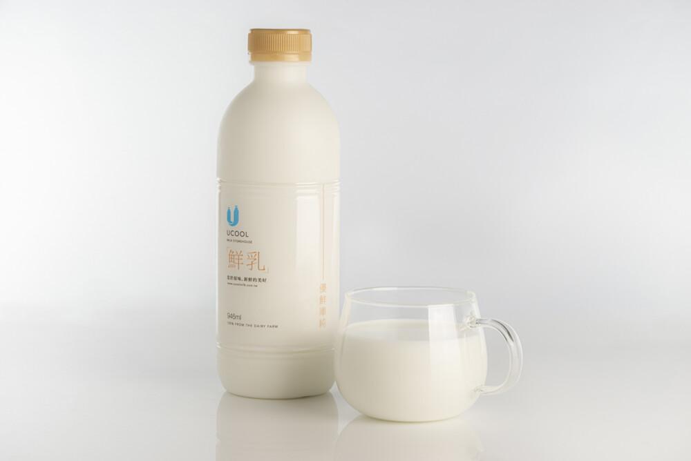 鮮乳(946ml)
