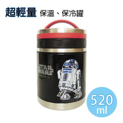 日本Skater 星際大戰超輕量不鏽鋼保溫罐(520ml) (4.7折)
