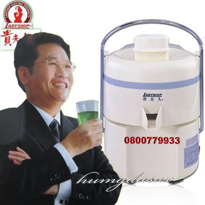 貴夫人果菜研磨榨汁機(可榨老薑及蒜頭原汁) (8.3折)